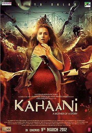 Kahaani Movie Script
