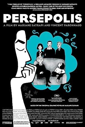 persepolis movie script
