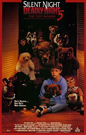 silent night deadly night 5 the toy maker movie script