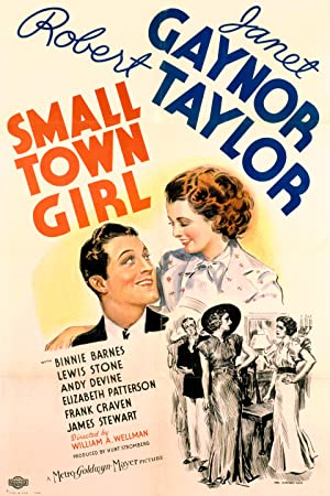 marriage and small town girl Comedy, romance director: william a wellman starring: janet gaynor, robert taylor, binnie barnes.