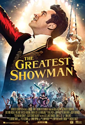 The Greatest Showman Movie Script