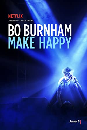 bo burnham make happy movie script