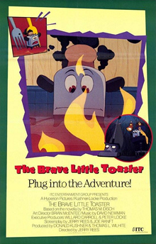 The Brave Little Toaster Movie Script