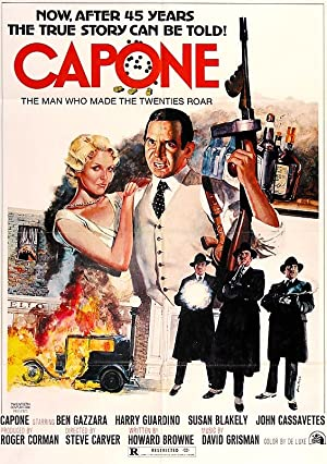 Capone Movie Script