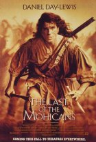 The Last of the Mohicans script