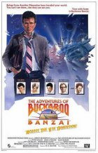 The Adventures of Buckaroo Banzai Across the 8th Dimension script