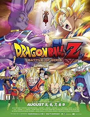 Dragon Ball Z: Battle of Gods Movie Script
