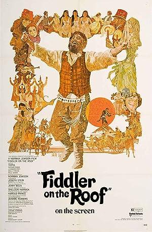 Fiddler On The Roof Movie Script