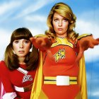 Electra Woman and Dyna Girl script