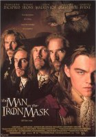 The Man in the Iron Mask script